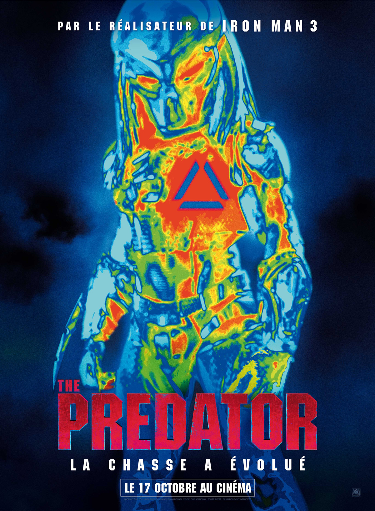 The Predator - film 2018 streaming