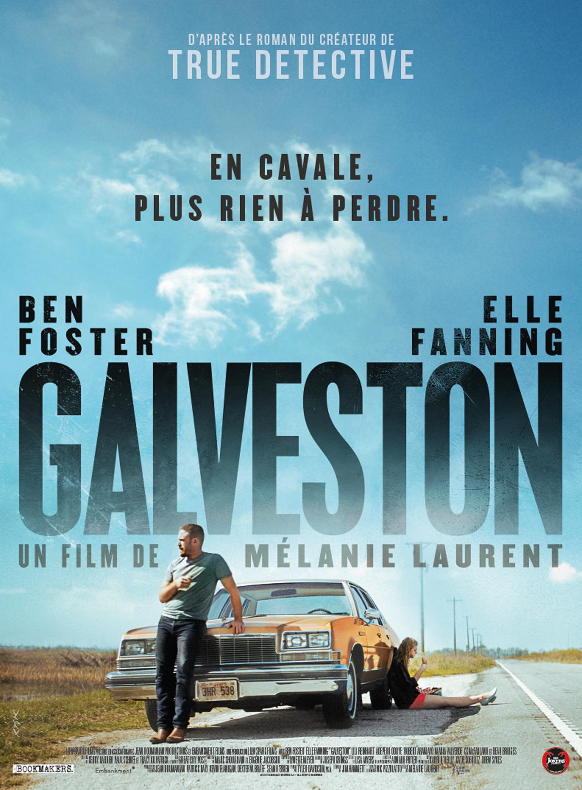 Affiche du film Galveston