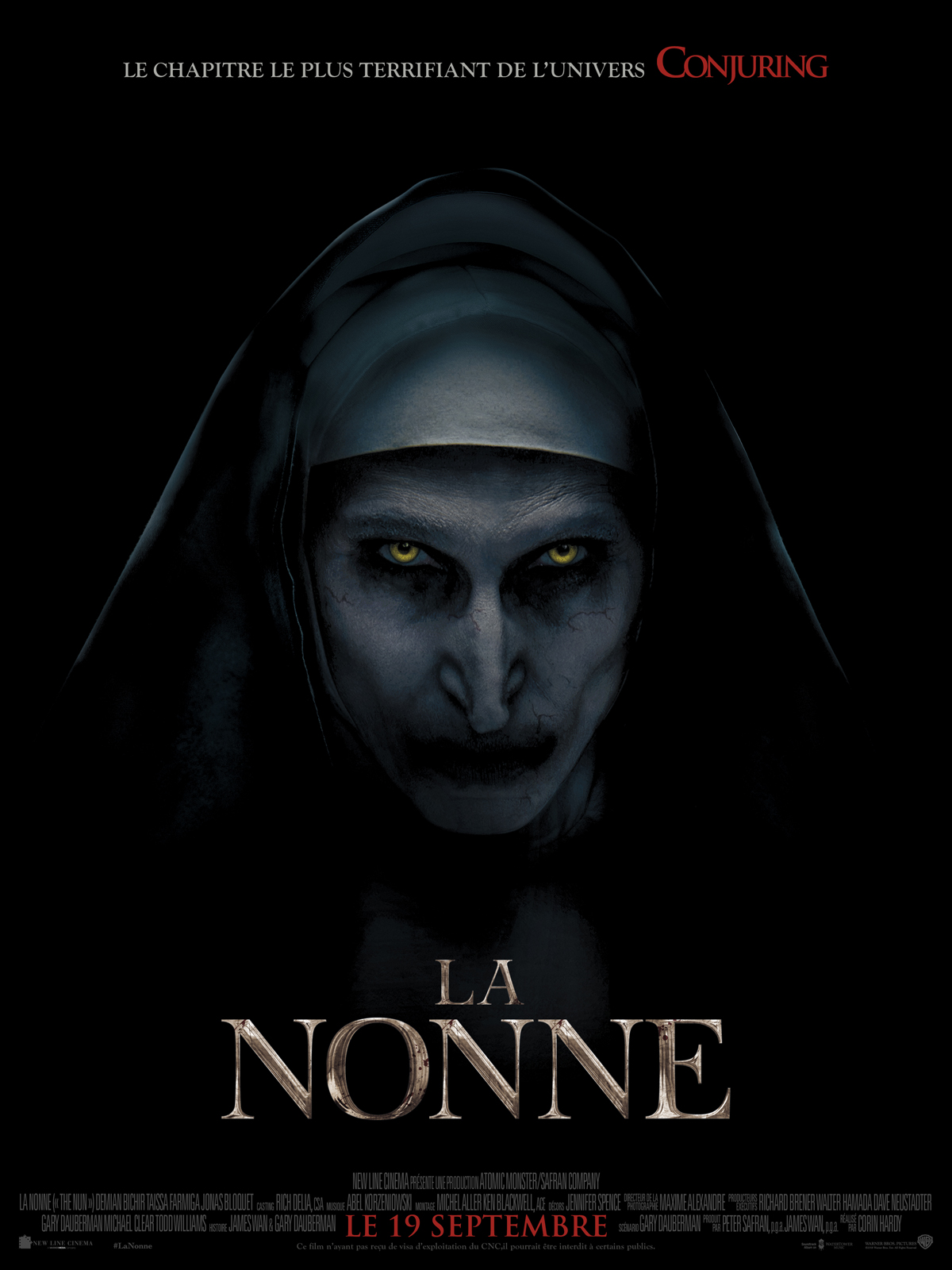 La Nonne HDRIP VF
