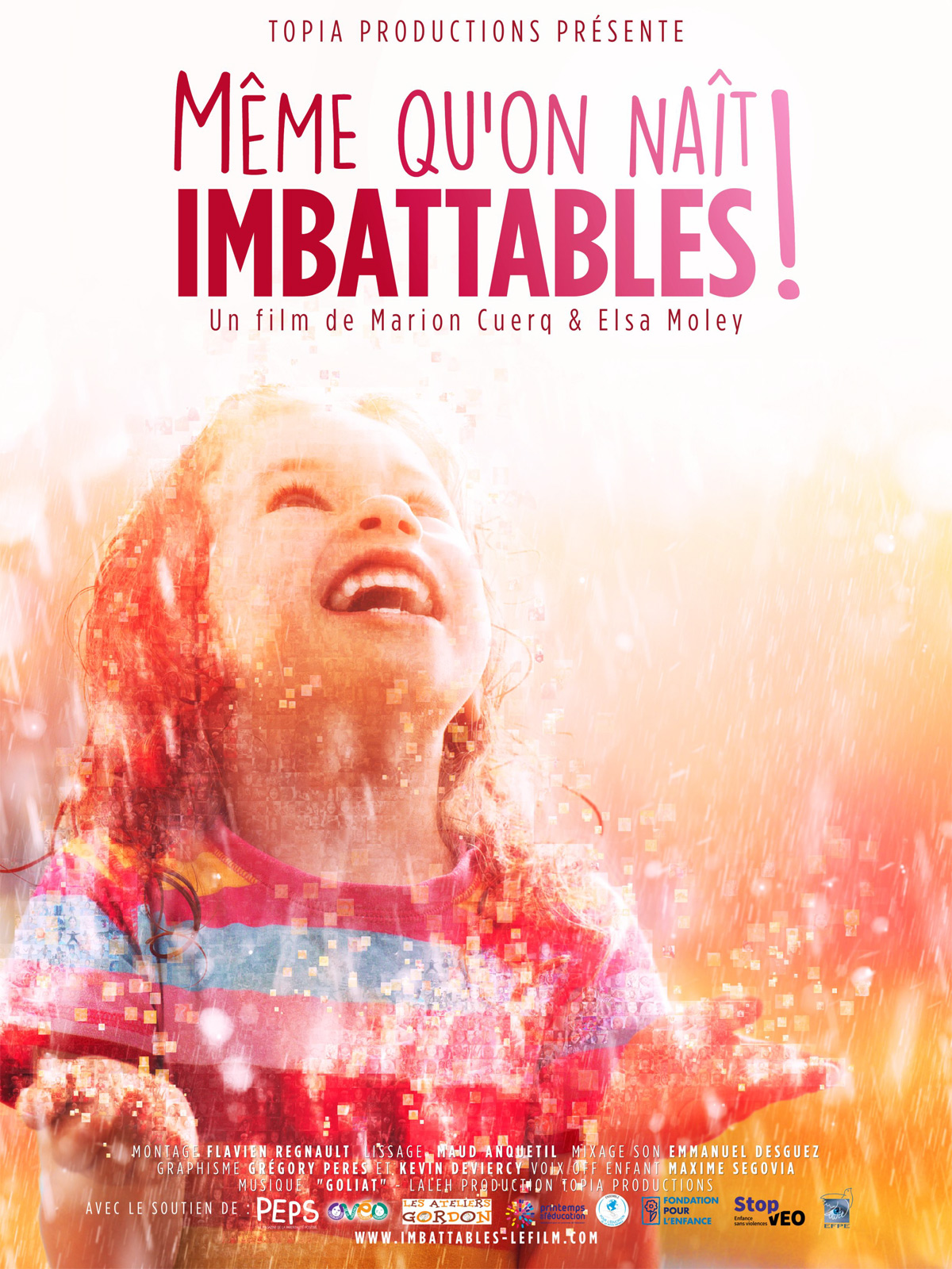 Image du film Même qu'on naît imbattables!