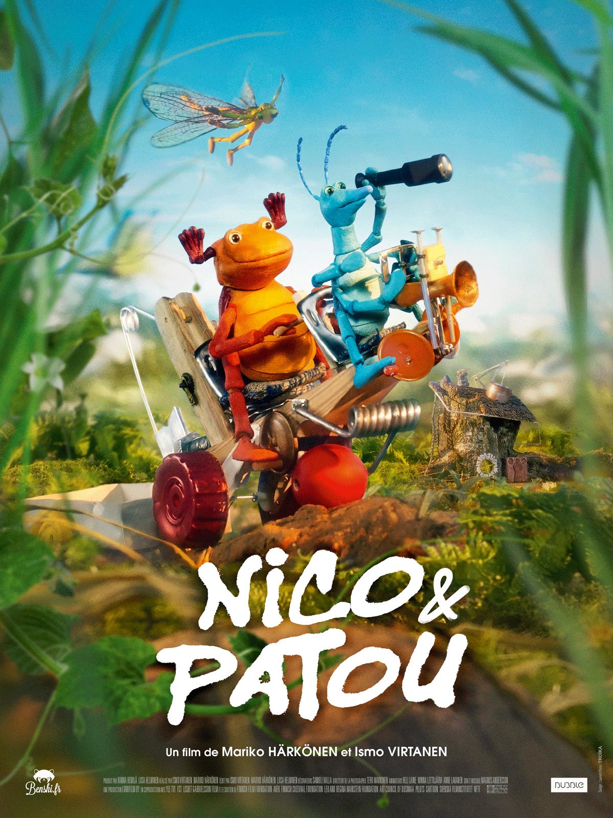Nico et Patou streaming