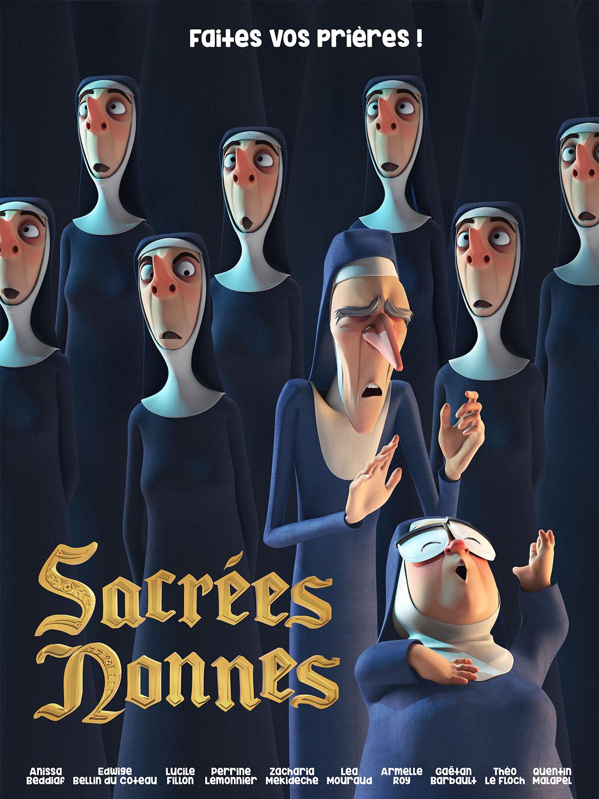 Sacrées Nonnes