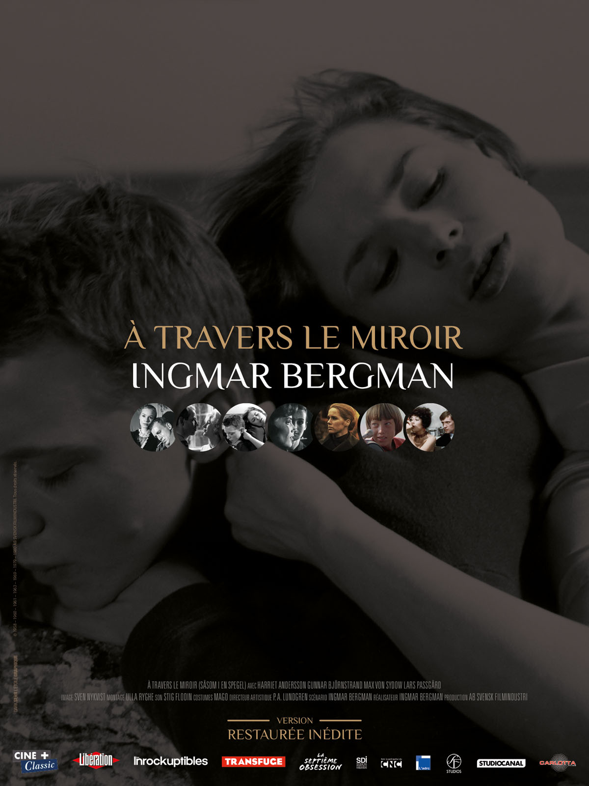 Image du film A travers le miroir