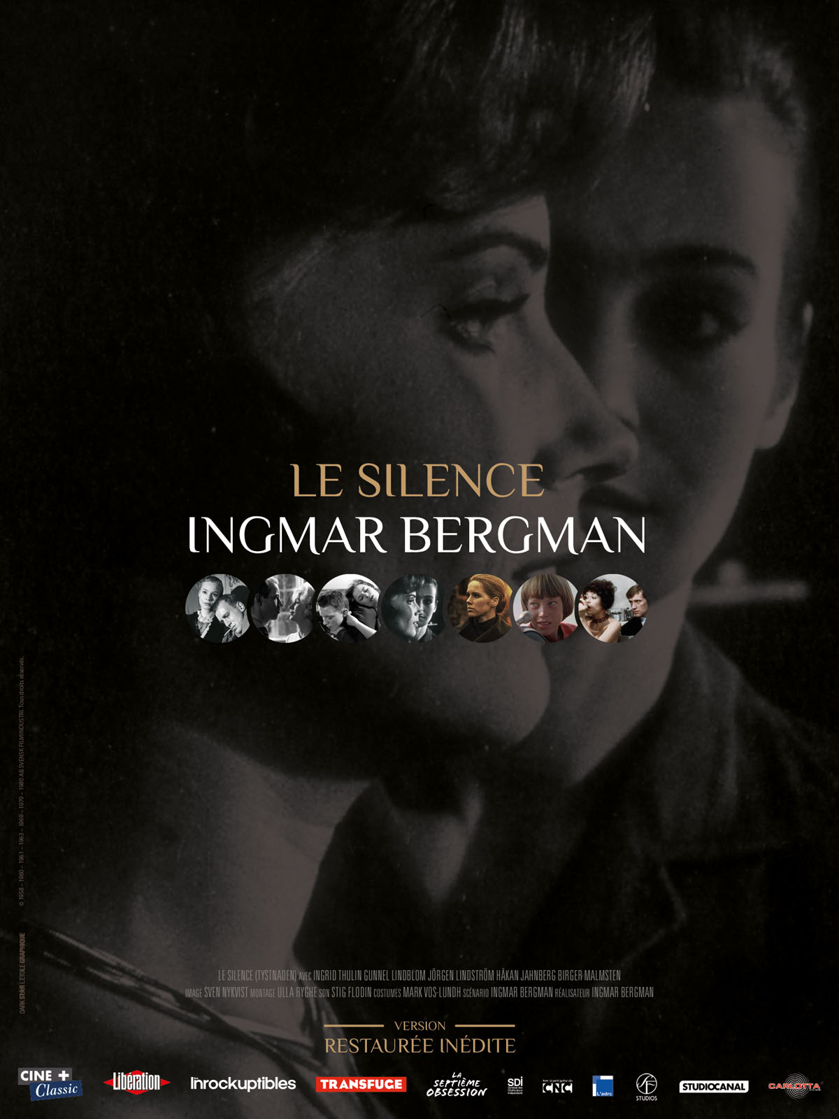 Image du film Le Silence