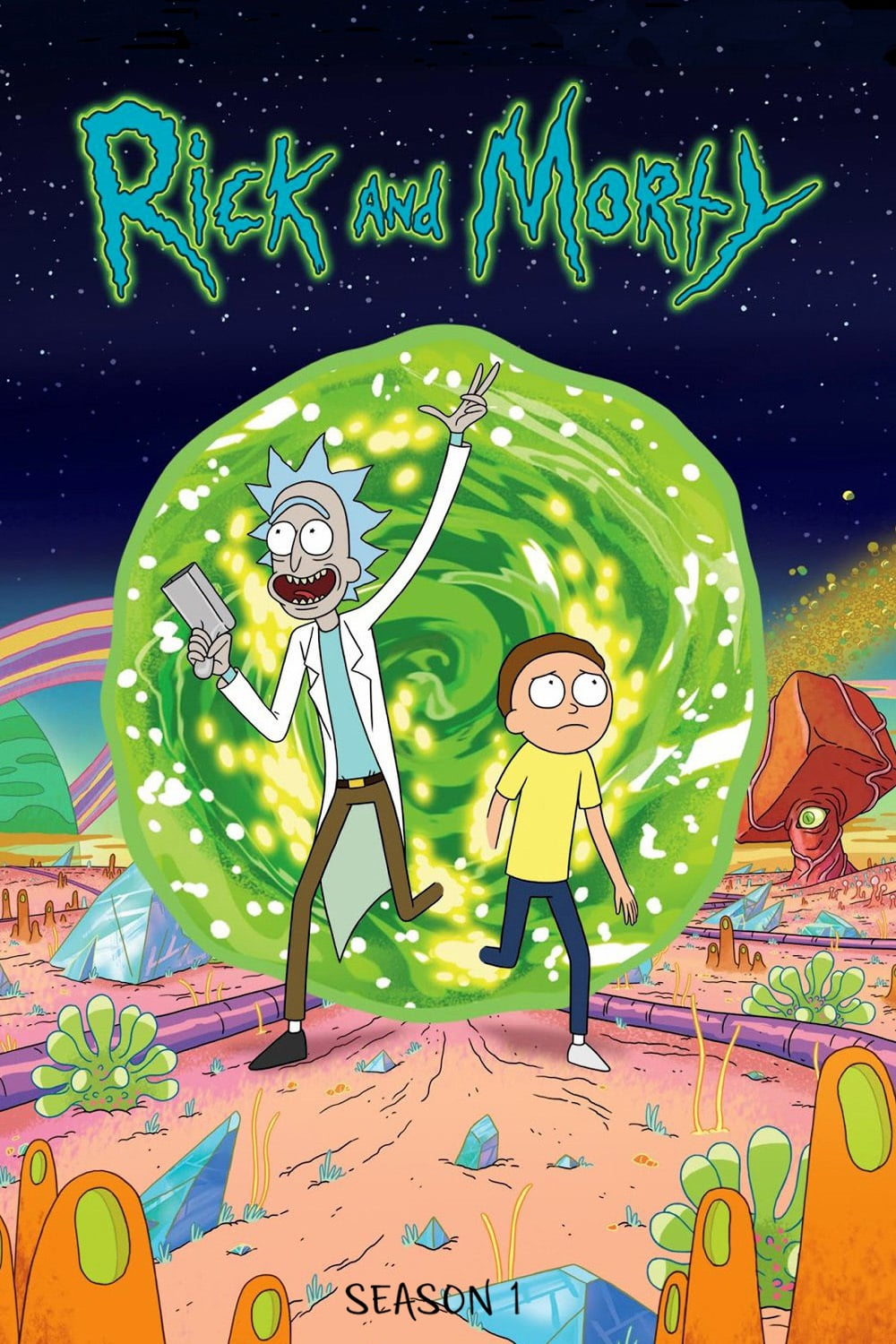 Rick et Morty streaming