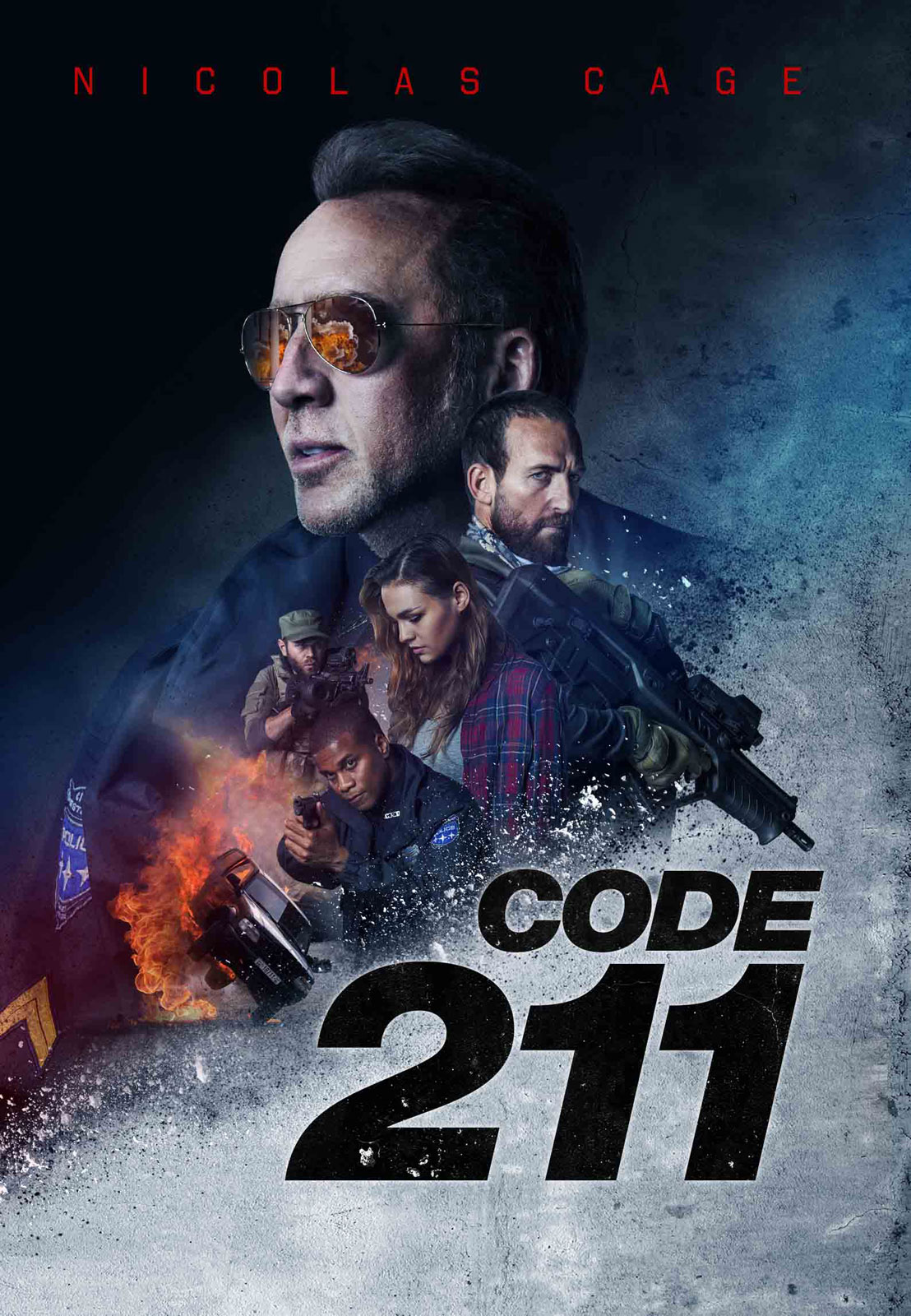 Code 211 streaming