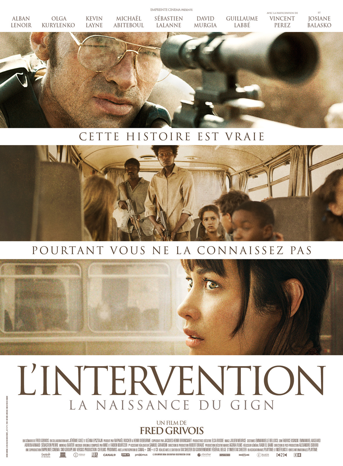 L'Intervention streaming