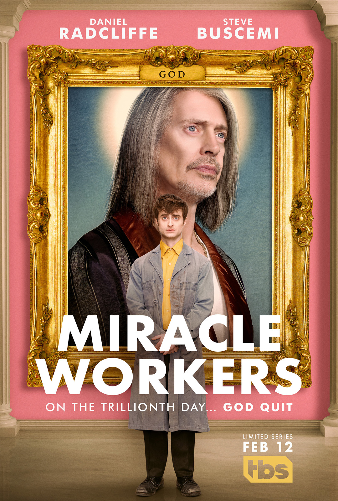 Miracle Workers Netflix