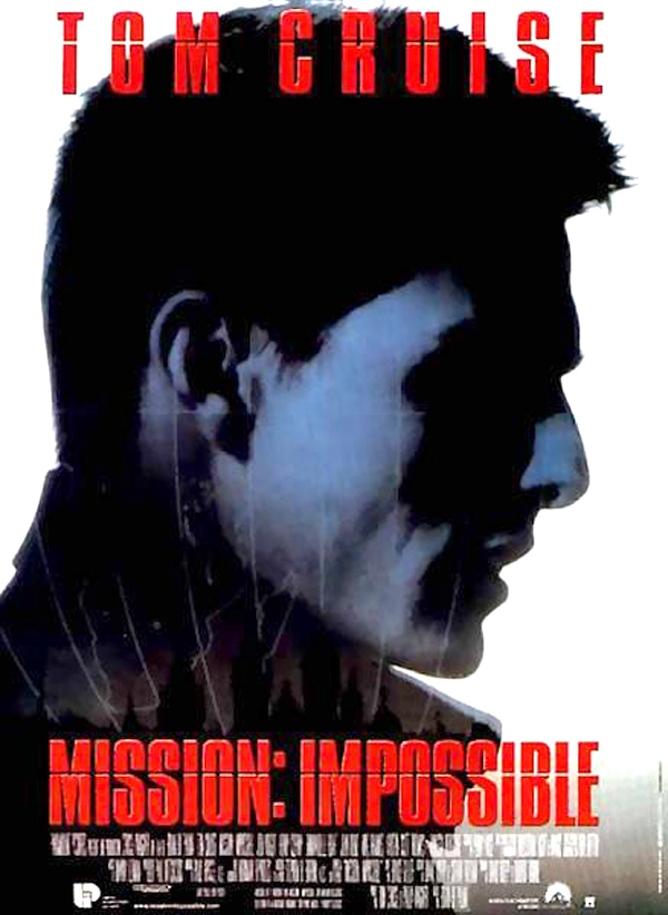 Mission : Impossible streaming