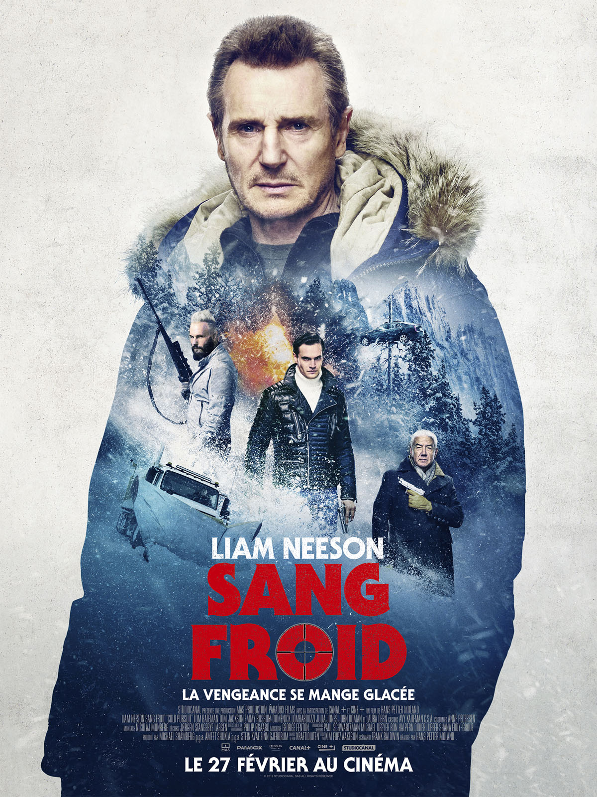 Sang froid - film 2019 streaming