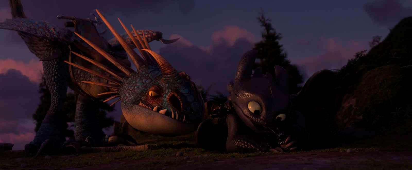 Dragons 3 : Le monde caché DVDRip VF