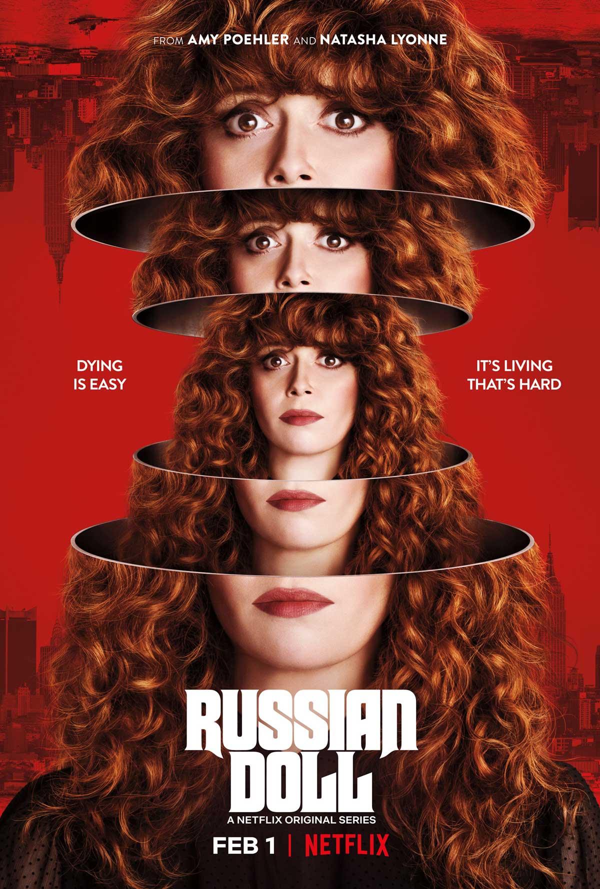 poupée russe série télérama