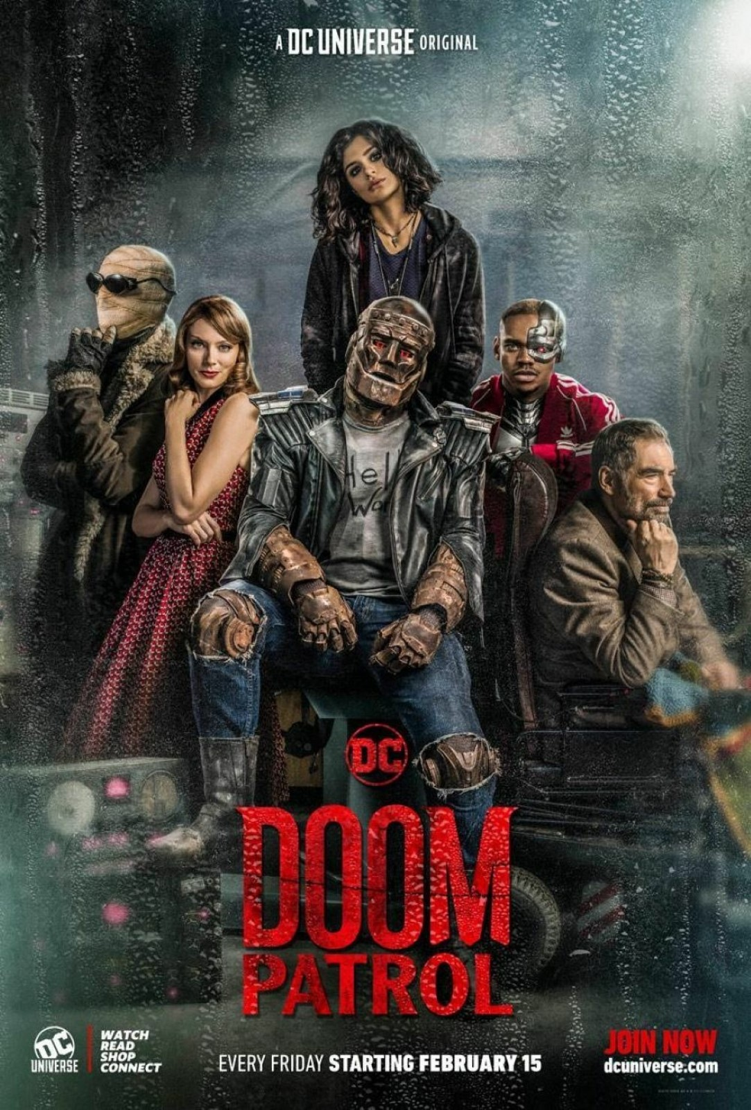 [Séries TV] Doom Patrol, Saisons 1 & 2 4356169