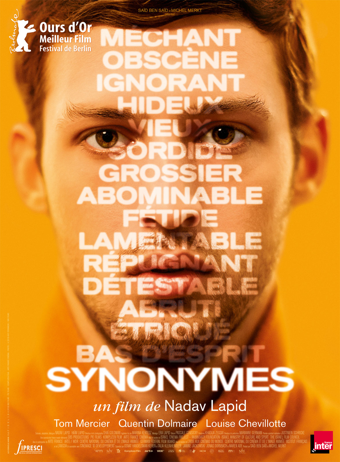 Critique Du Film Synonymes Allocine
