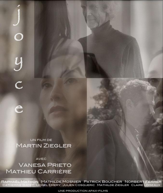 Affiche du film Joyce