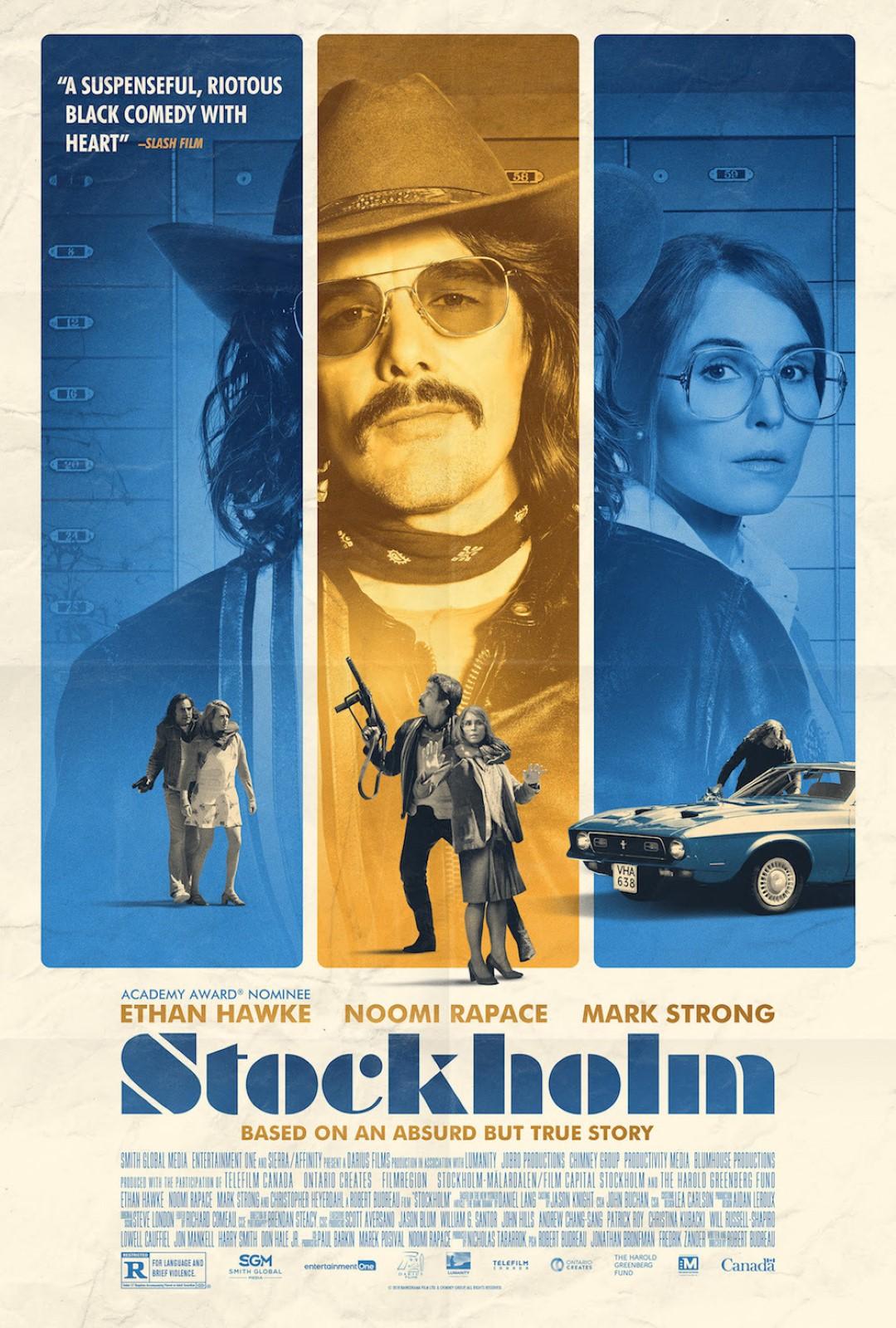 Stockholm - film 2018 ...