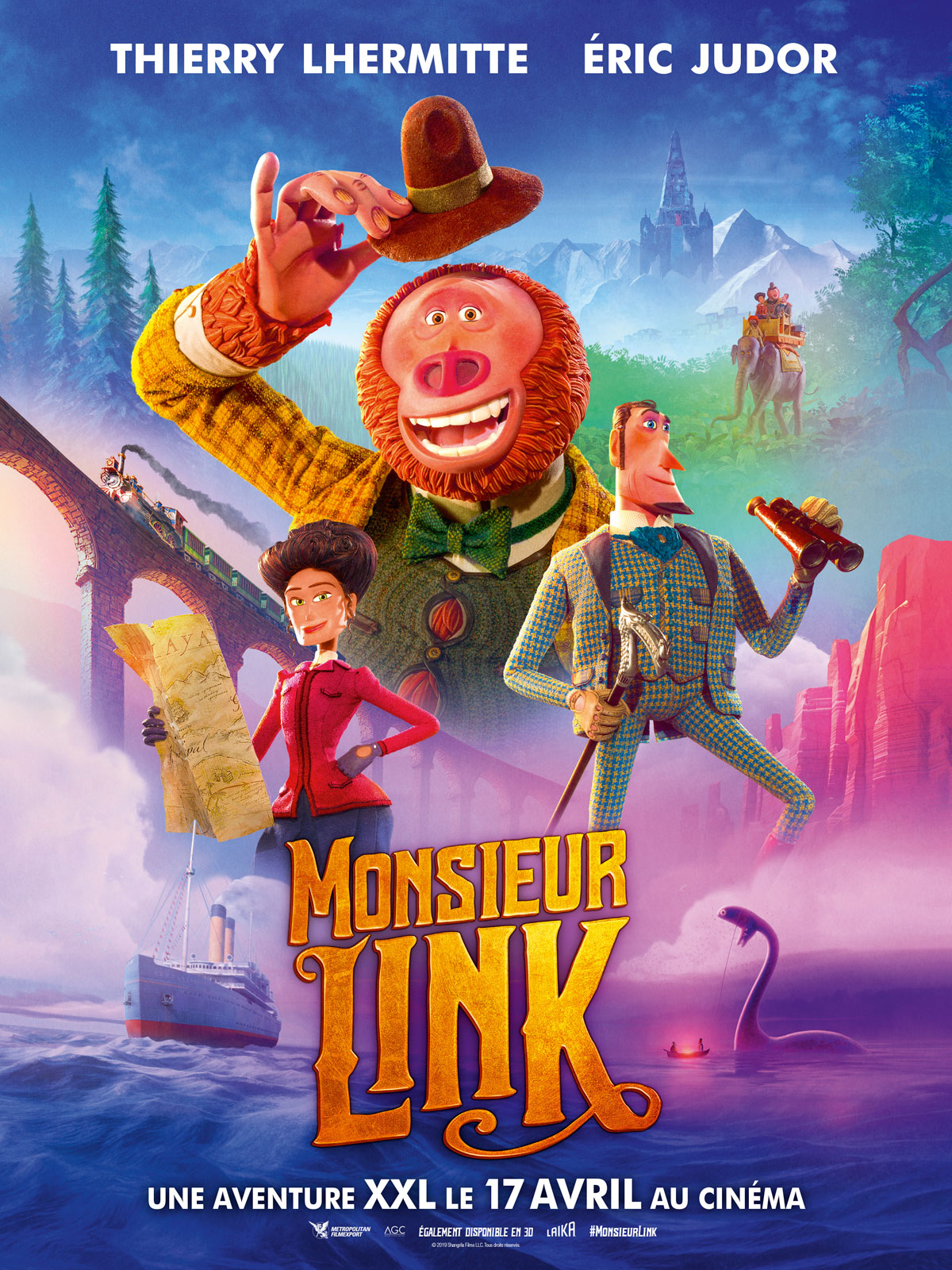 Monsieur Link streaming