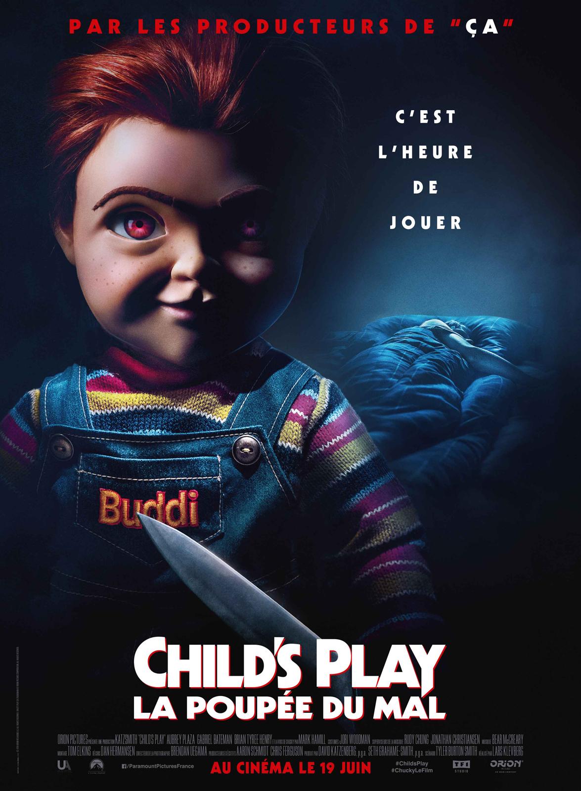 Child's Play : La poupée du mal streaming