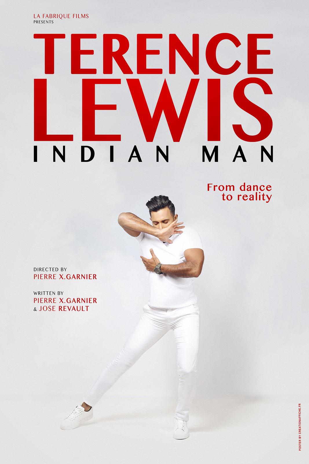 Terence Lewis, Indian Man