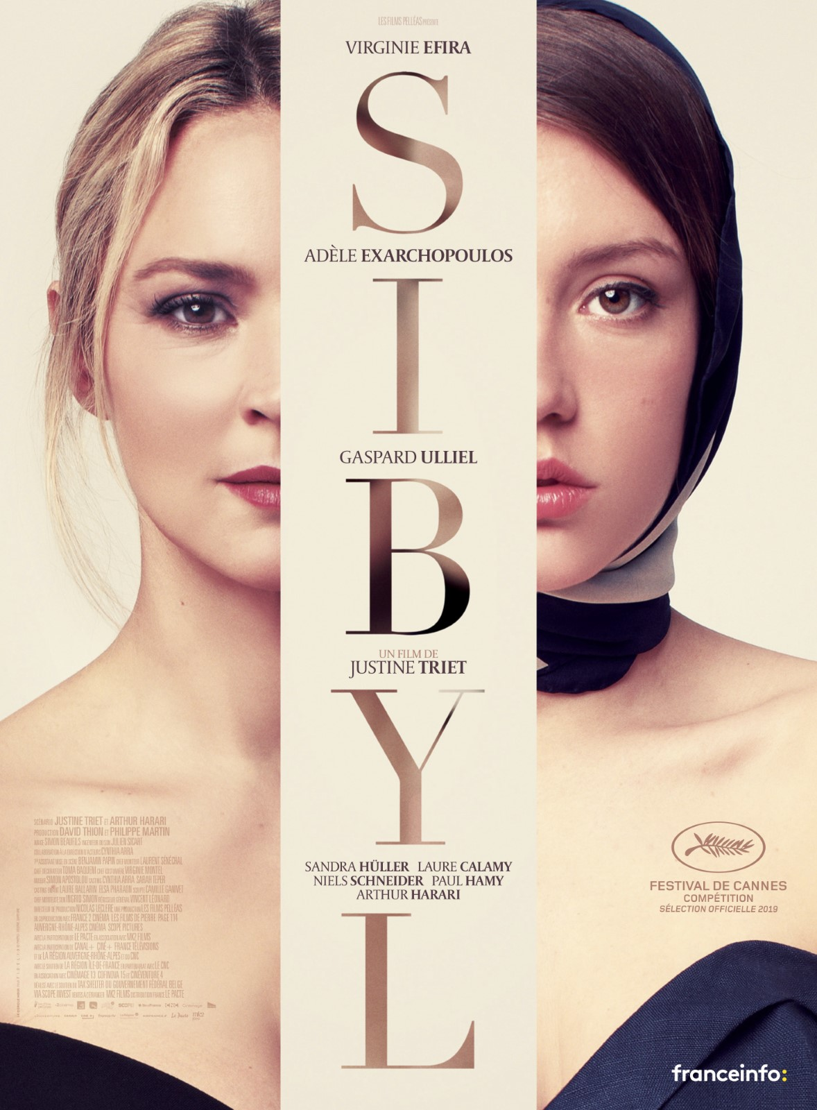 Sibyl streaming