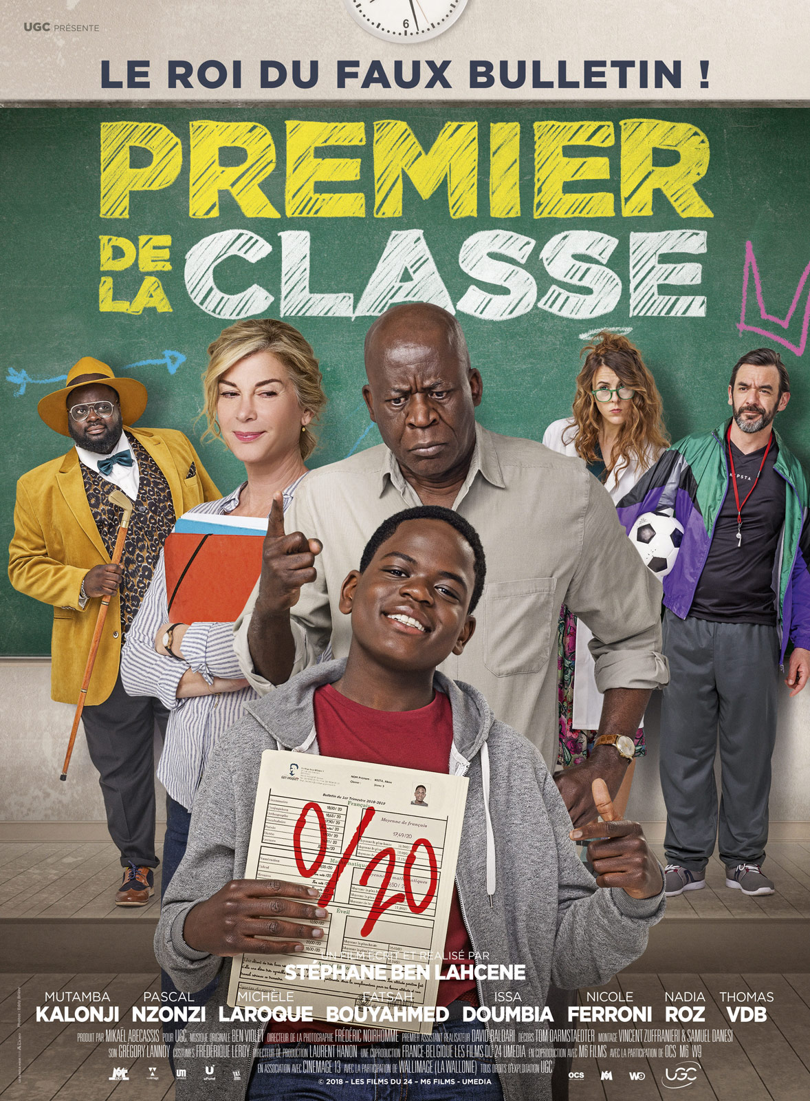 Image du film Premier de la classe
