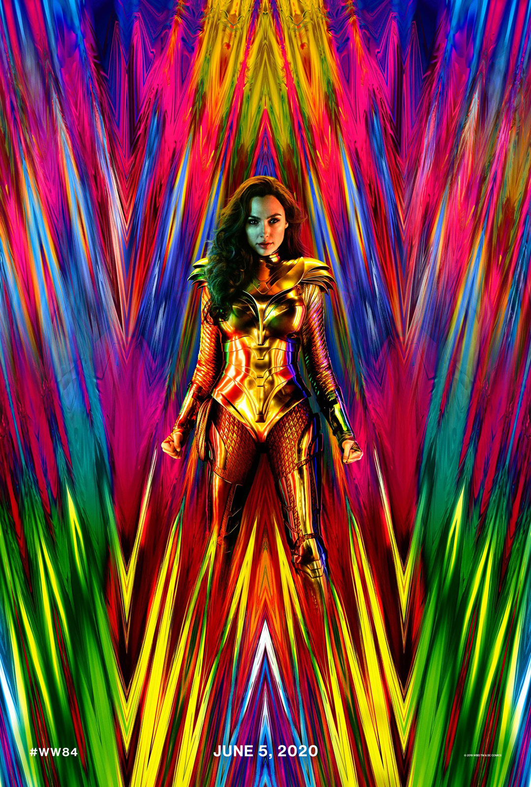 Wonder Woman 1984 streaming