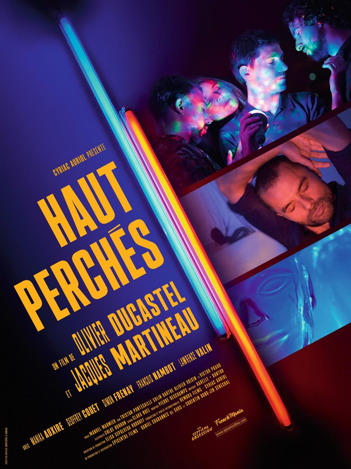 Image du film Haut perchés