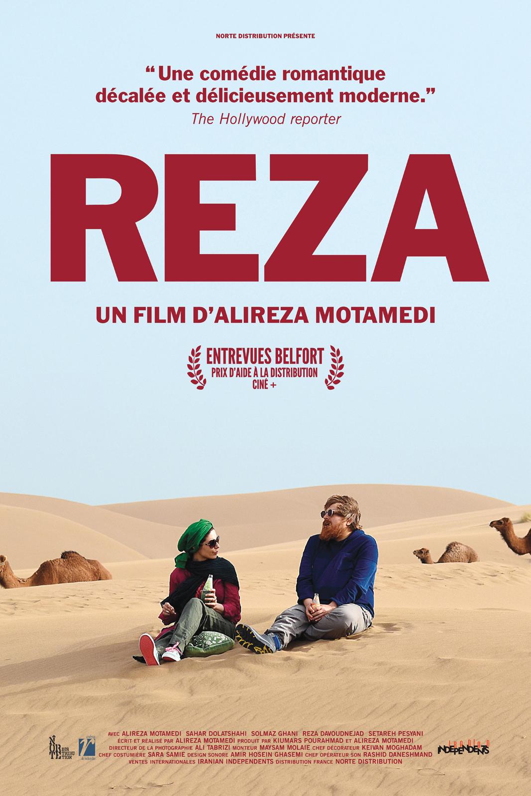 Image du film Reza
