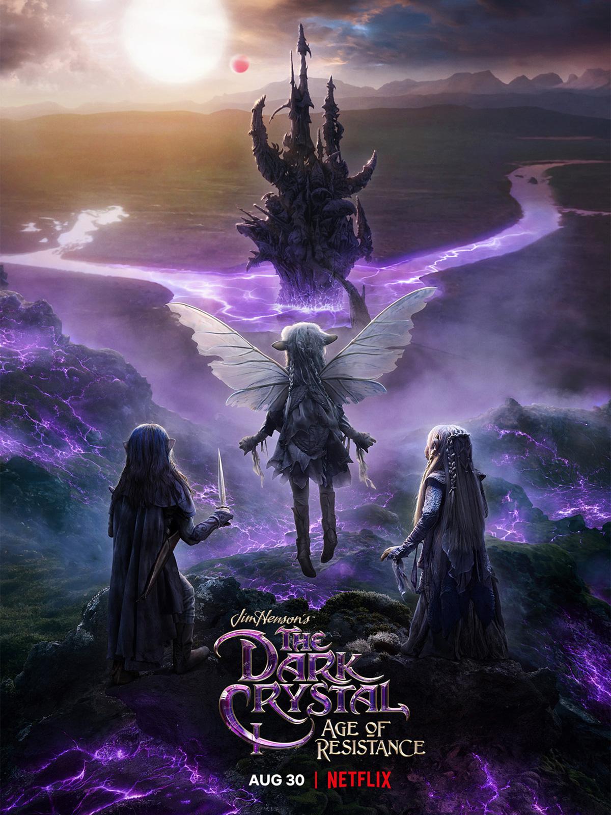 Dark Crystal : le temps de la résistance streaming