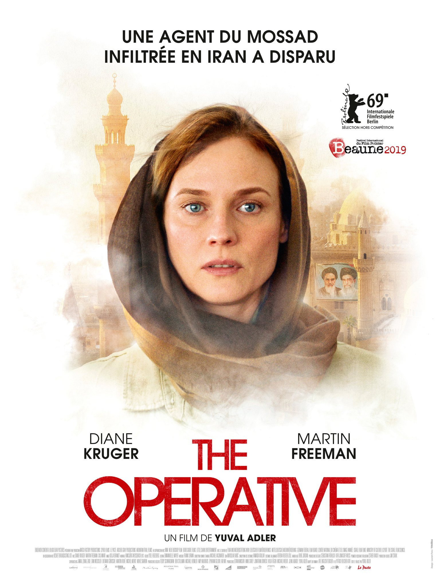 affiche du film : The Operative