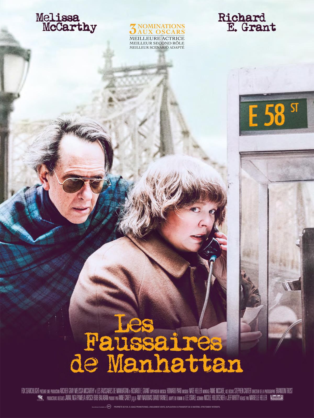 Image du film Les Faussaires de Manhattan