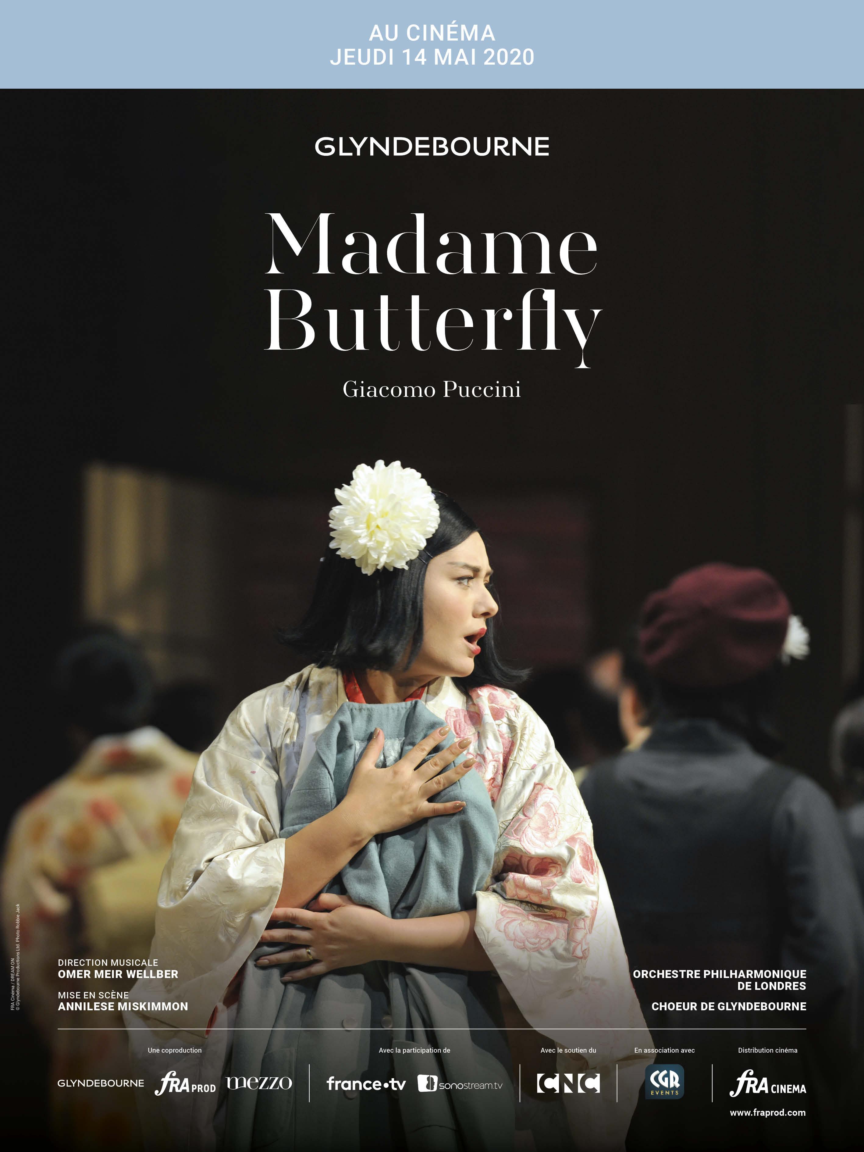 Image du film Madame Butterfly (Glyndebourne-FRA Cinéma)