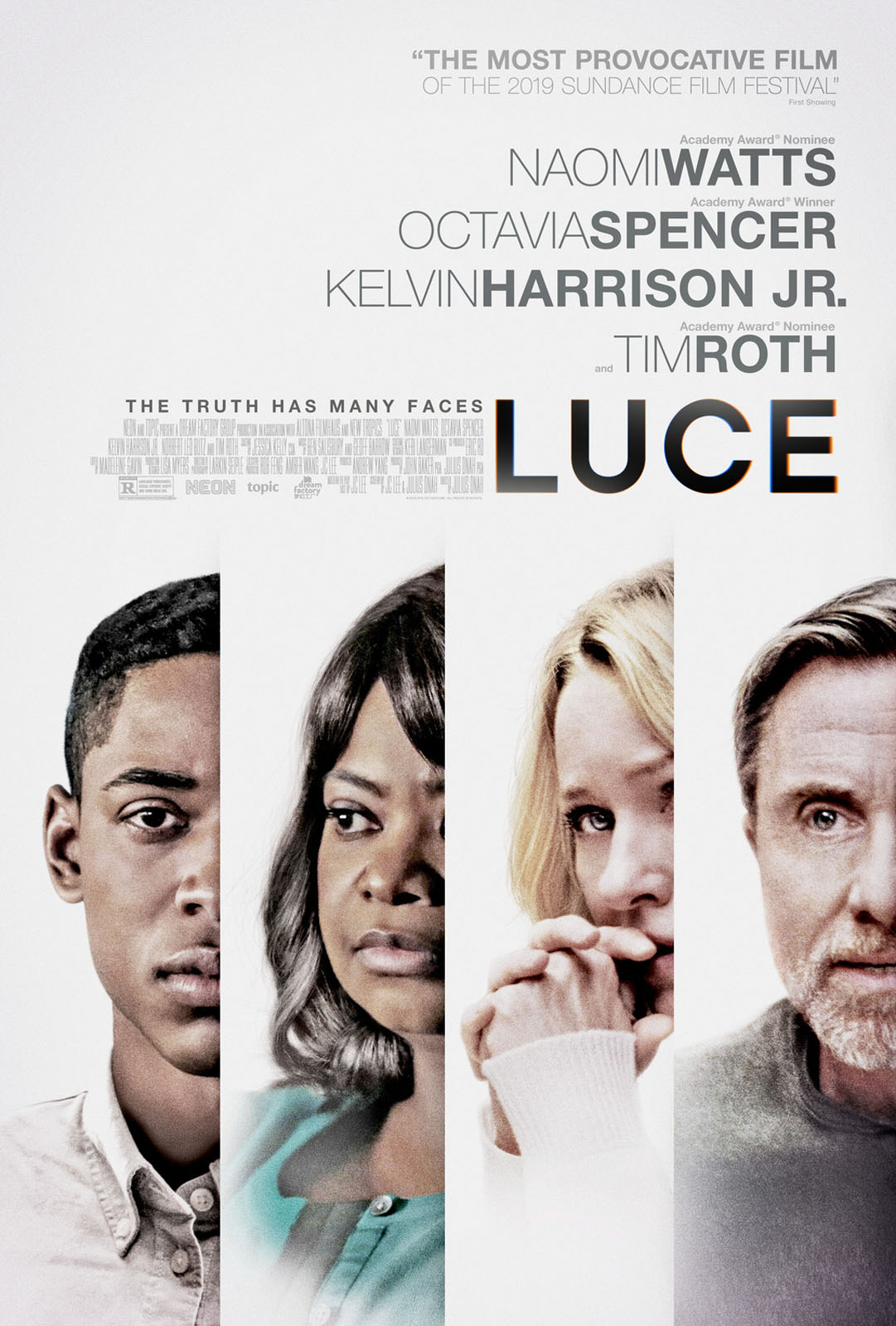 Luce streaming