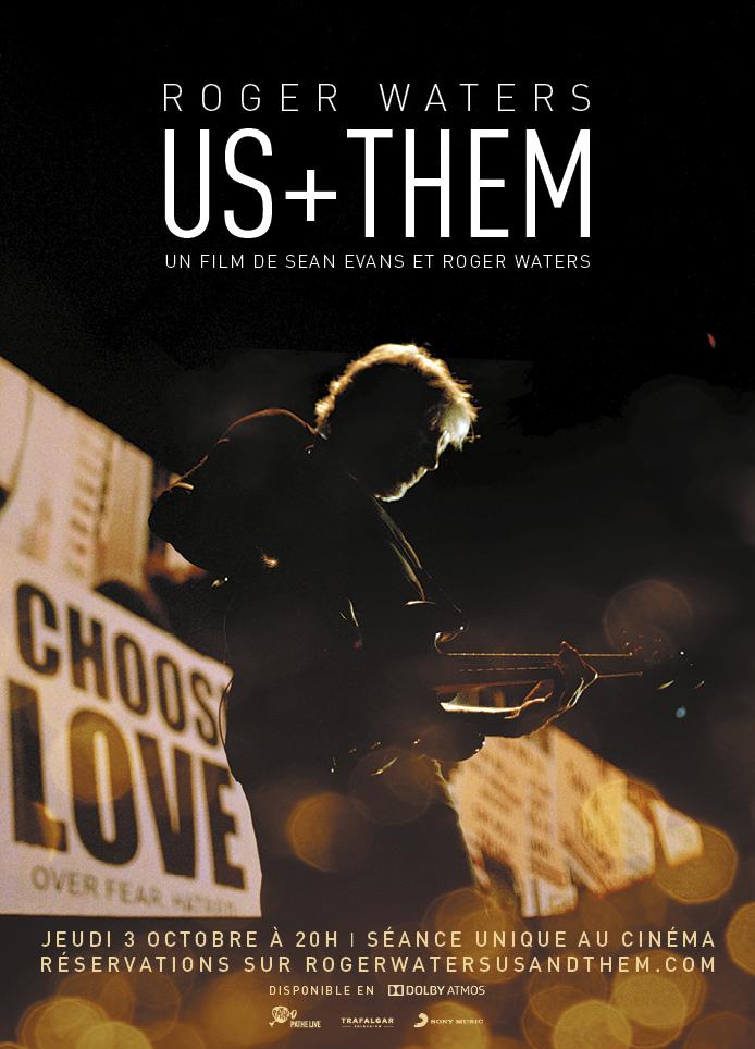 Image du film Roger Waters - Us + Them