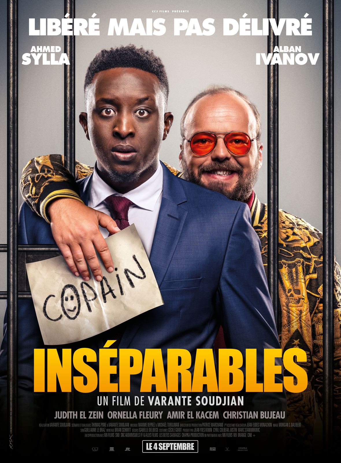 Inséparables streaming