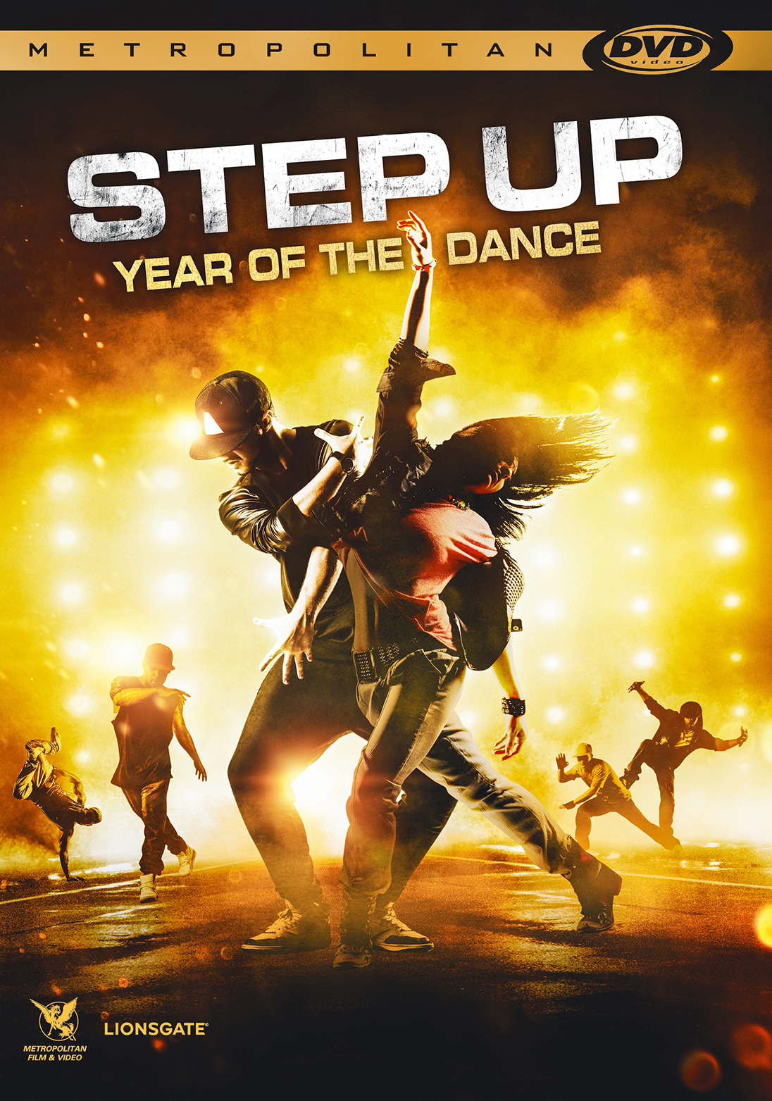 Step Up Stream