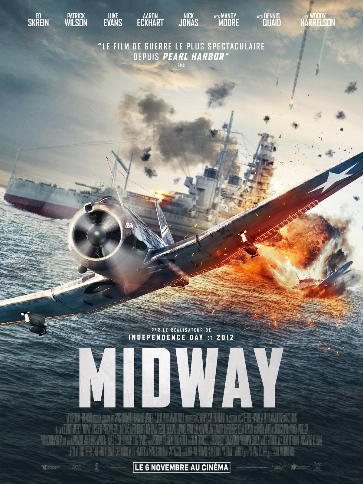 Midway streaming