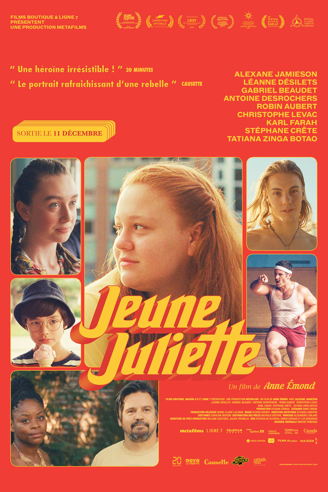 Jeune Juliette