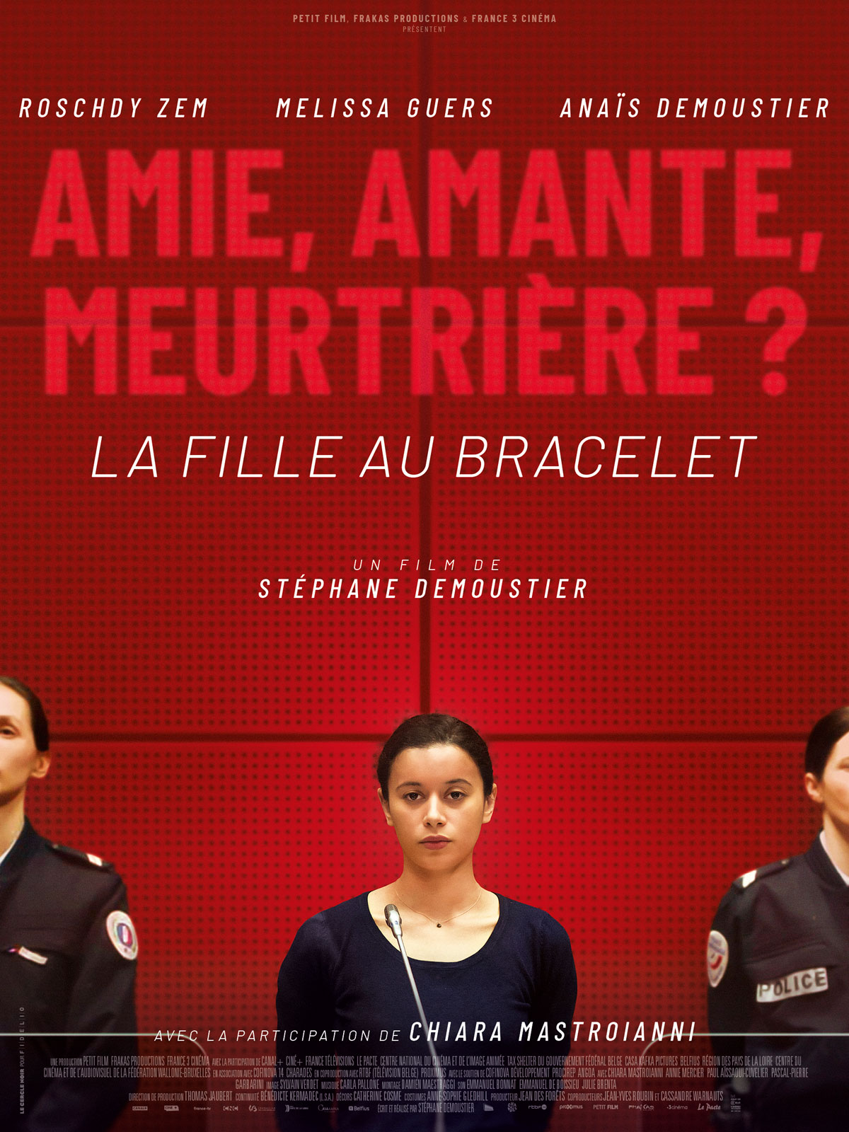La Fille au bracelet streaming