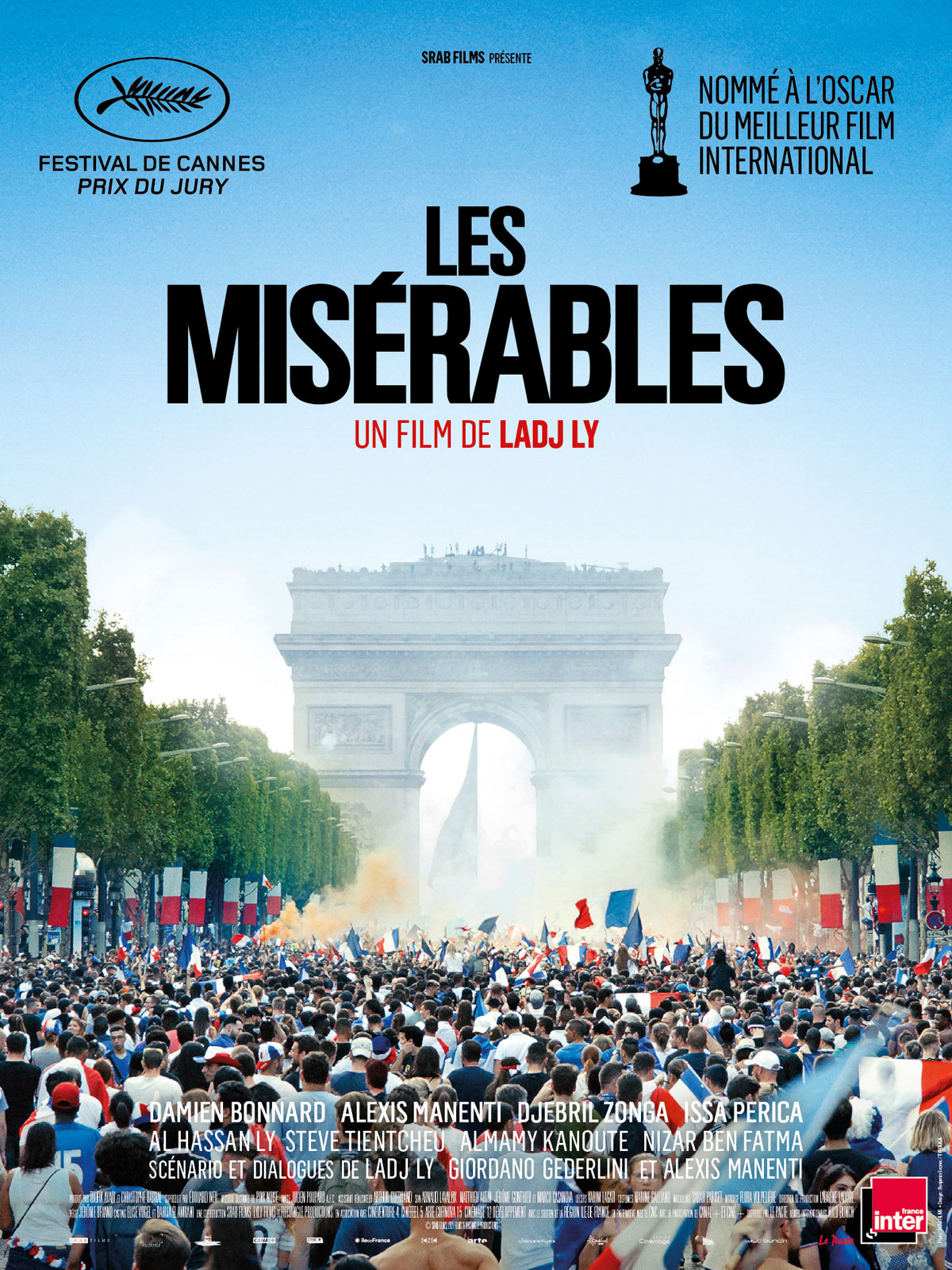 Les Misérables streaming