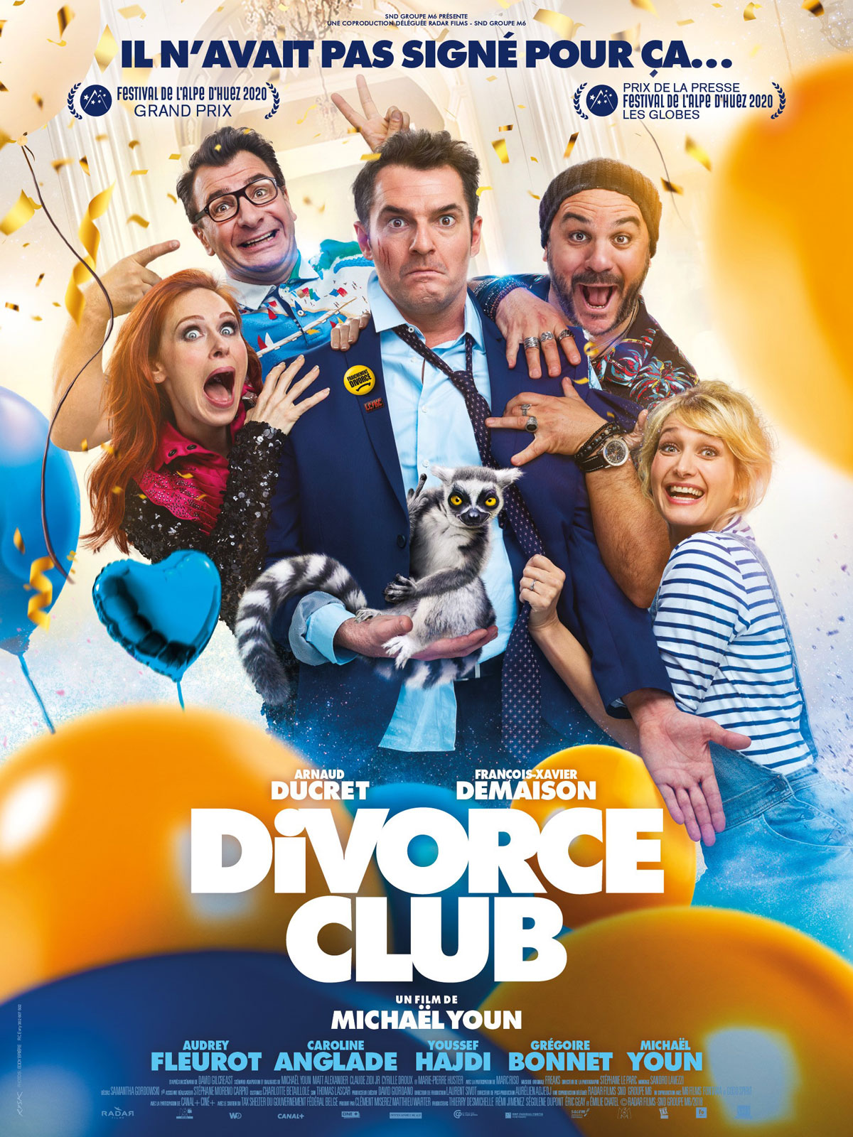 Divorce Club streaming
