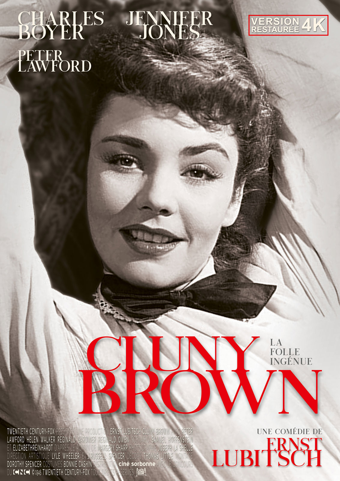 Cluny Brown (La Folle ingénue)