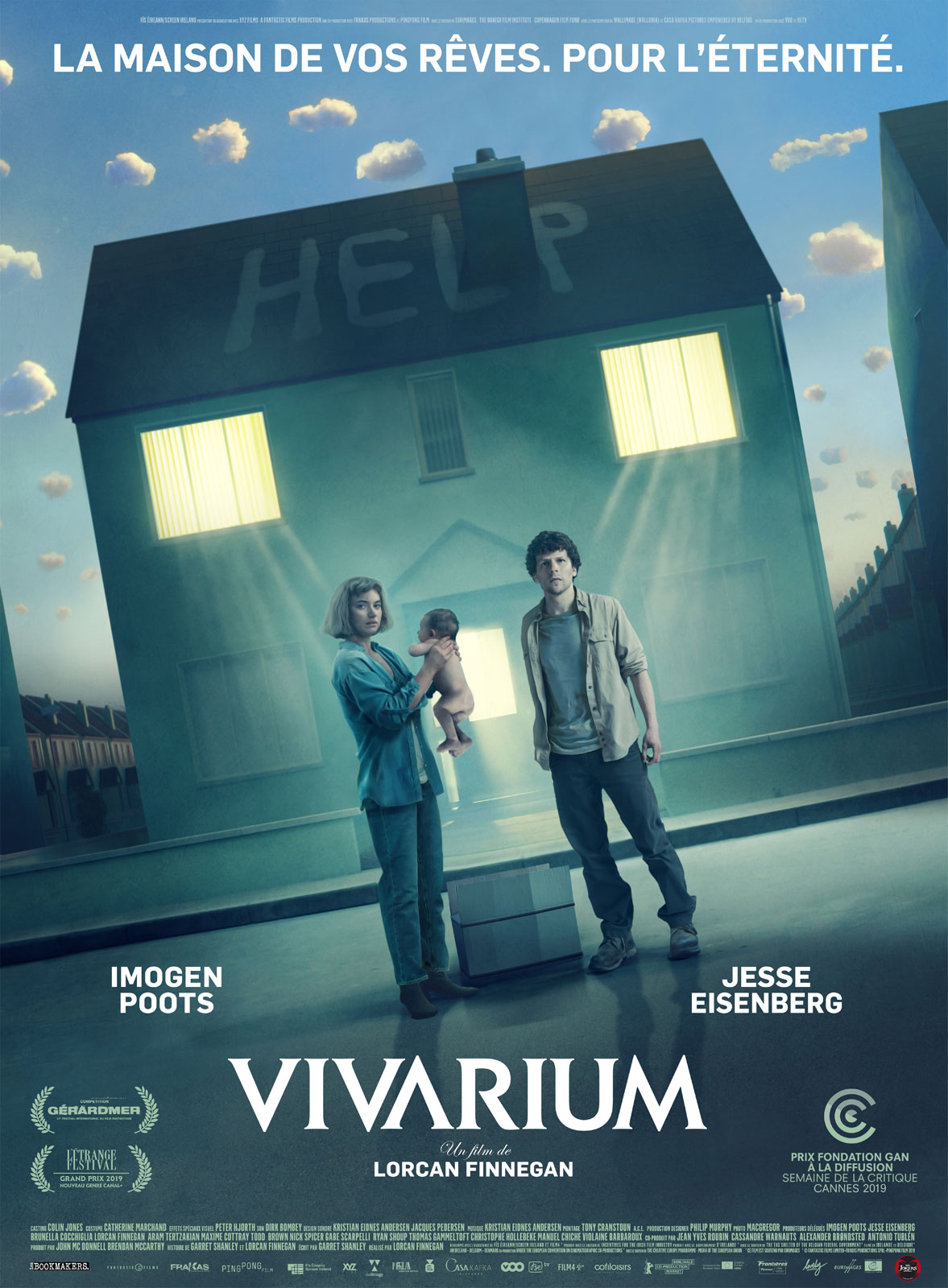 Vivarium streaming