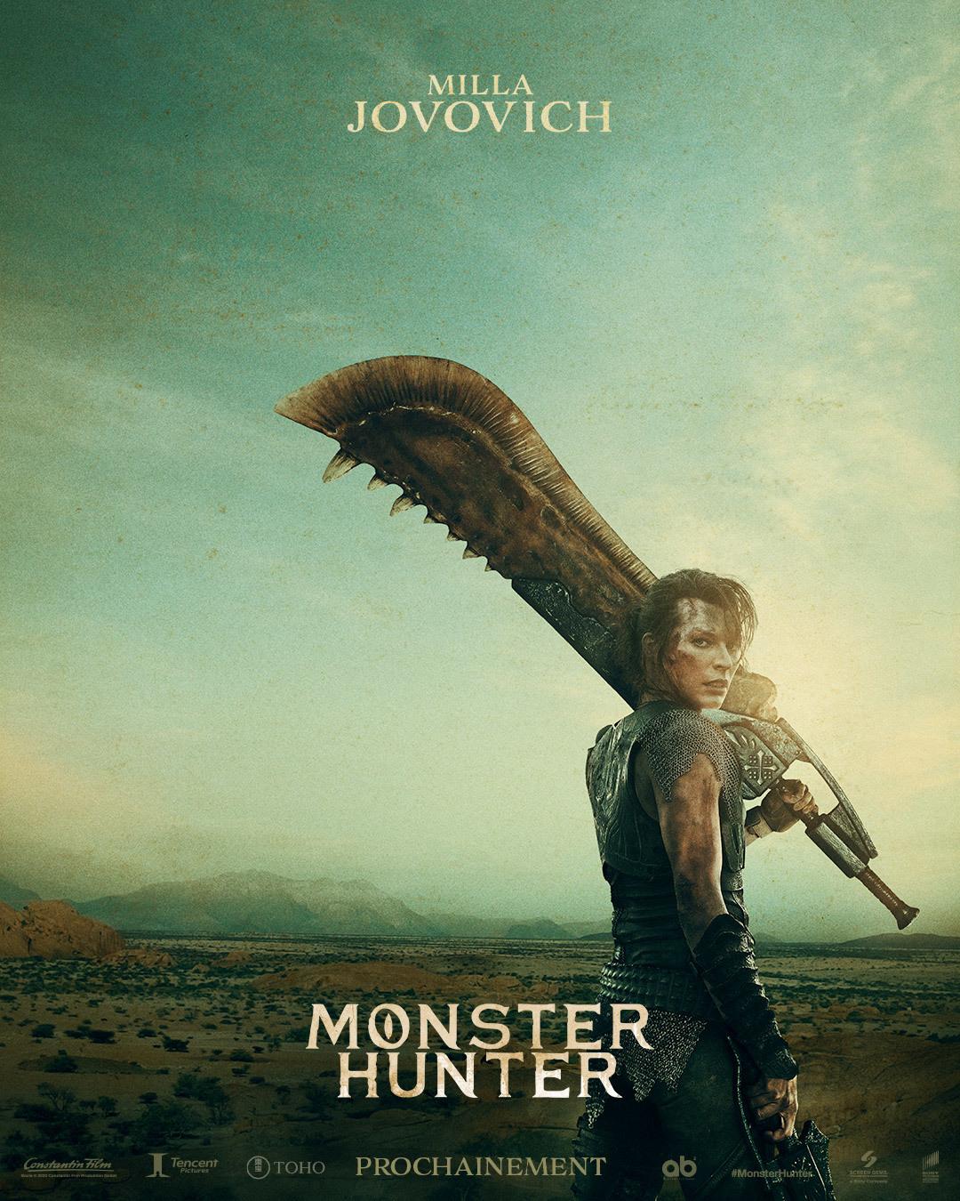 Monster Filme 2021
