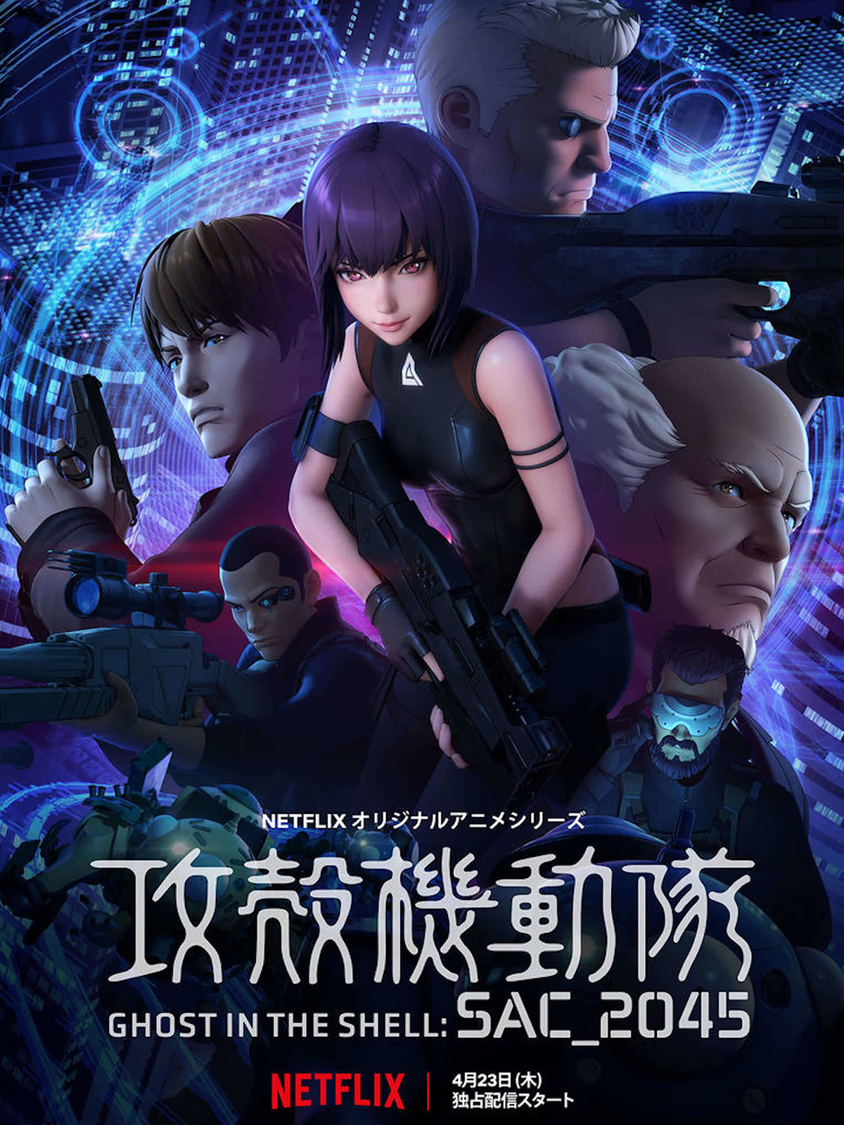 Ghost In The Shell Serie Stream