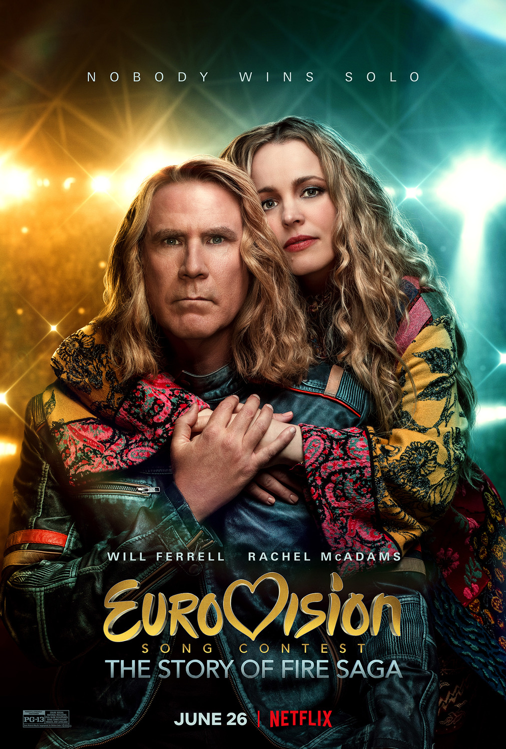 Eurovision Song Contest: The Story Of Fire Saga streaming