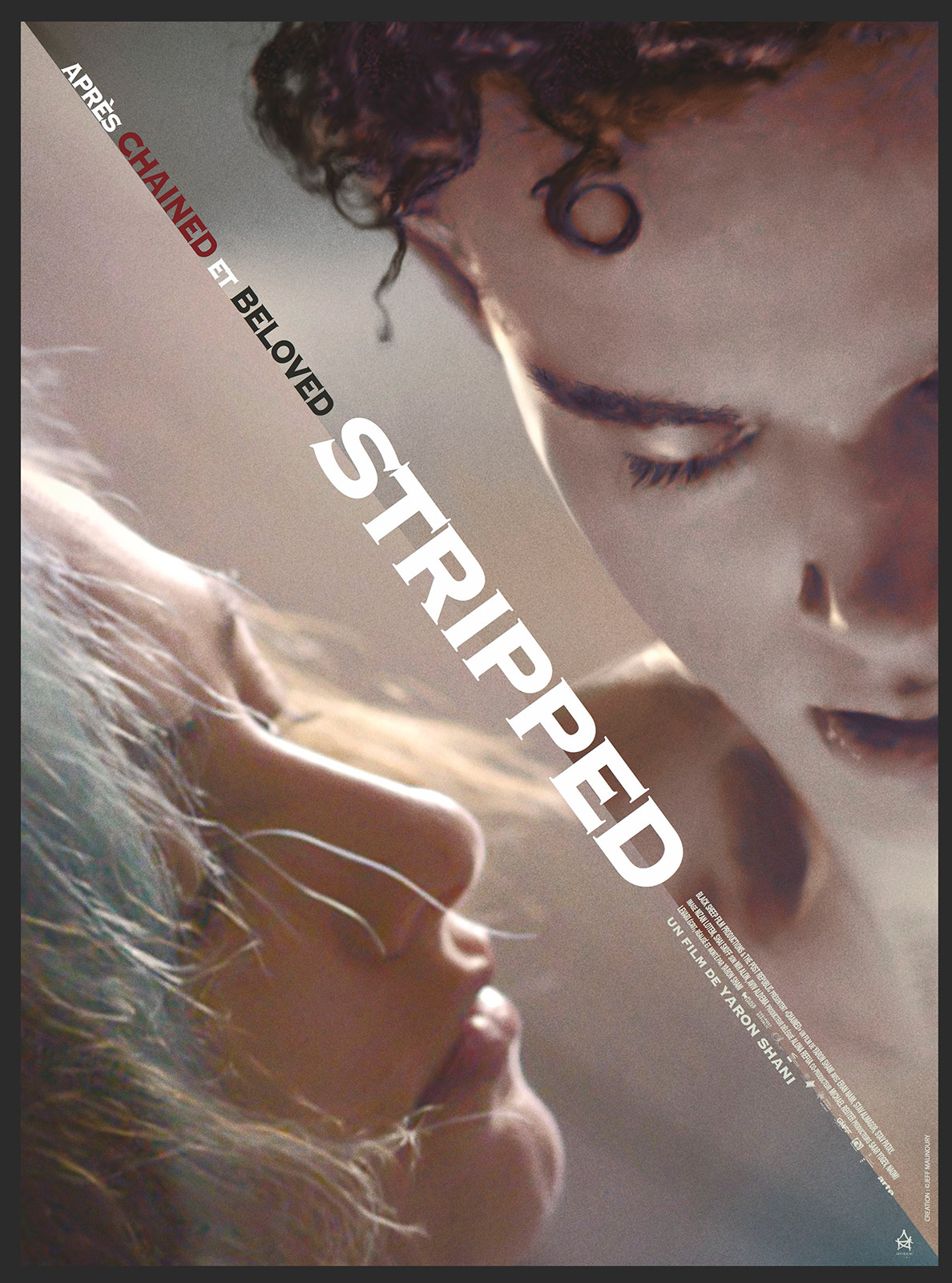 Stripped streaming
