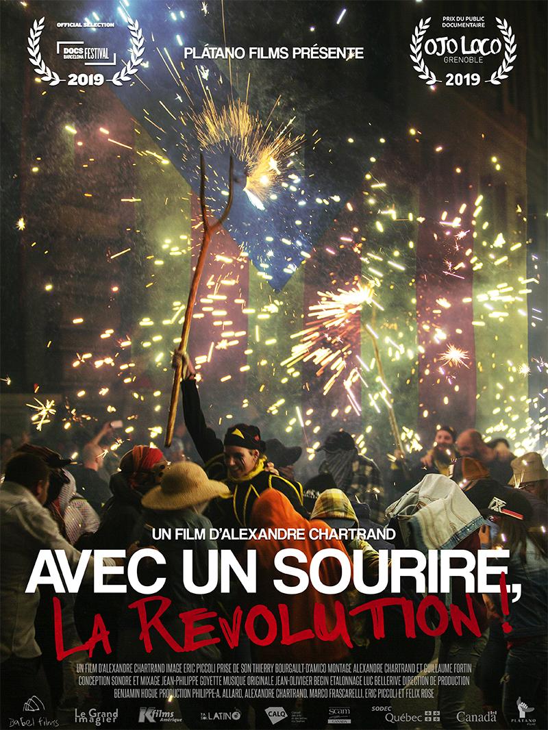 Avec Un Sourire, La Révolution !