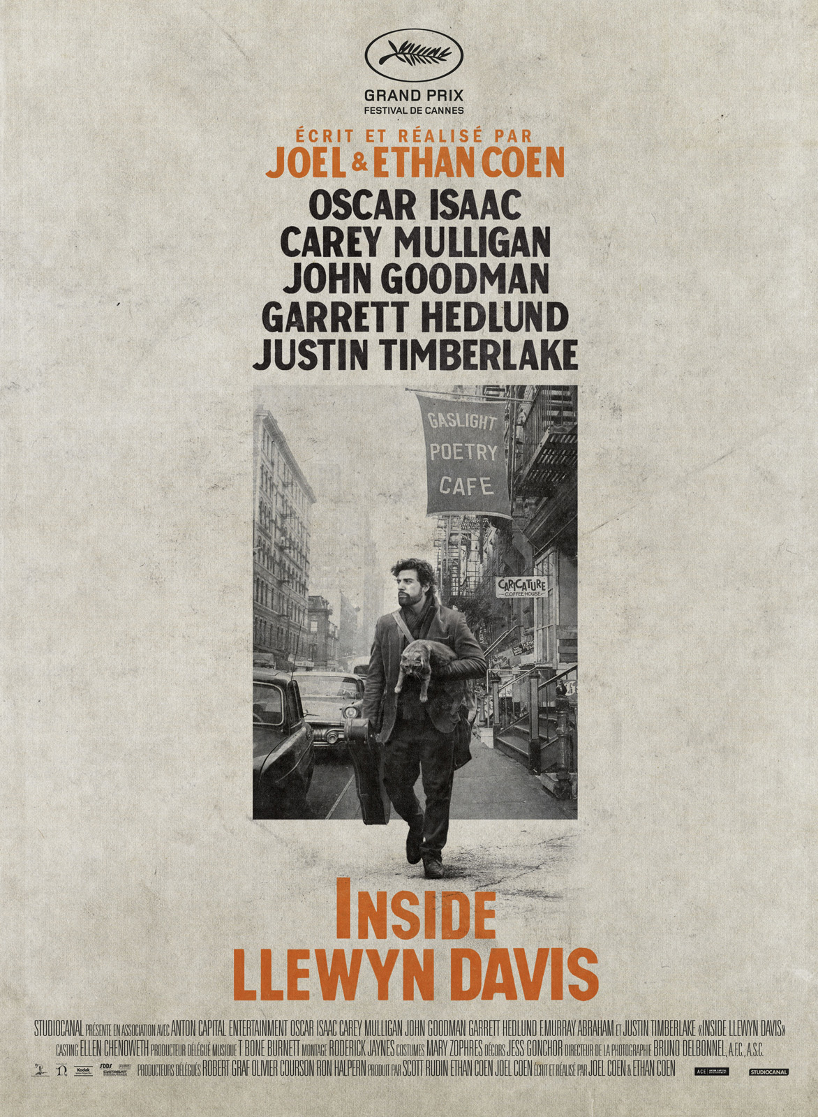 Inside Llewyn Davis : Affiche