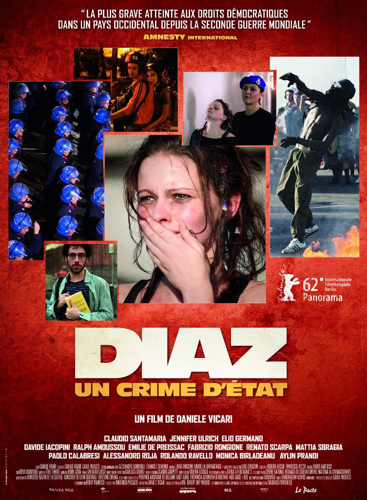 Diaz - Un crime d'État (2012) [VOSTFR] [Blu-Ray 720p]